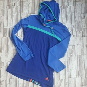 Adidas hoodie pullover - size XS